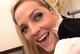 Alexis Texas Makes A Sexy Babysitter & Maid