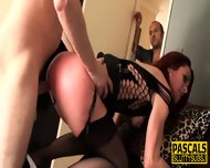 Anally Plowed Submissive