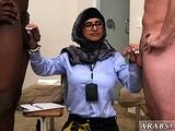Arab man white girl and home sex big butt Black vs White, My