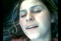 arab syrian , she,s hot