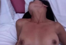 Barely legal japanese Daisy's vagina licked well