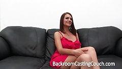 Big Tit Amateur Ass Fuck and Creampie Casting