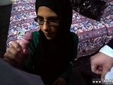Big tits machine Desperate Arab Woman Fucks For Money