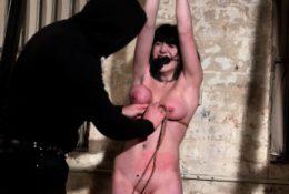 Brutal amateur bondage and humiliation