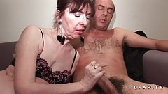 Casting amateur mamy francaise sodomisee et fistee