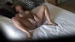 Ebony Teen Masturbates To Porn On Hidden Cam