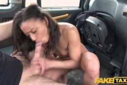 Fake Taxi Anal sex with a French babe