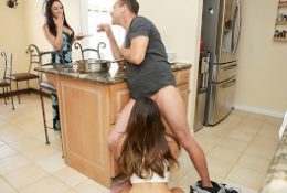 FamilyStrokes – Your Mom is Going to Catch Us