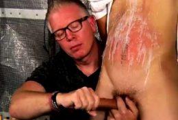 Gay piss porn tube Horny sir Sebastian is back to flash