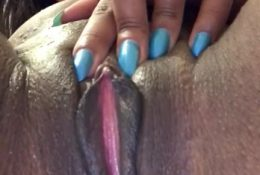 Golden Shower – Masturbation – Licking Pussy – EbonyLovers
