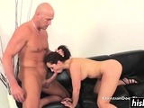 Horny babe craves for anal sex