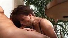 Jaroslava Diana Faucet hairy MILF MATURE STOCKING AND HEELS troia