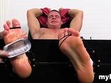 Mad foot fetish homo xxx
