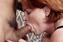 Mature German Craves Cock