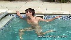 Mature Vanessa from ATKHairy