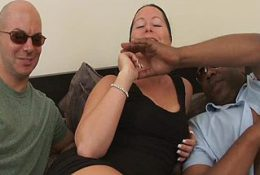 mouth massage and back cock shot