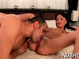 Nasty lady Tiffany Teen gets her cuchy checked up