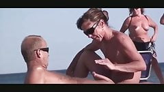 Nude Beach – Hot Couples – Hot Public Playing