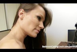 Painal and Creampie Casting