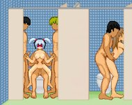Pixel Town Wild Times 2 – Akanemachi Second – Animation Gallery – Full Version (HD)