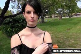 RealityKings – Street BlowJobs – Alex Harper Tyler Steel – Bottomless Blows