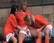 Sex Bribery Of Referees In Football Matches