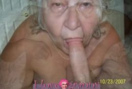 Sexy grannies in the big collection of photos