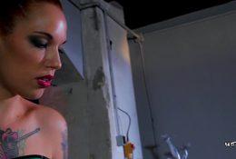 SILVIA RUBI IS TRAINING MELISSA (WHIPPING BDSM)