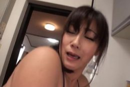 Step-Son Fills Moms Pussy With Cum