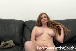 Teen Redhead 1st Anal and Creampie