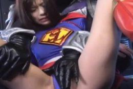 Wonderful floozy Ren Aizawa gets body caressed well