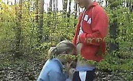 Amateur Sex In Woods