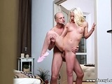 Angelika Cristal is a hot petite blonde who loves anal sex.