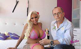 Big Tits Barbie Brilliant