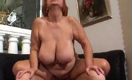 Big Tits Mature Mathilda