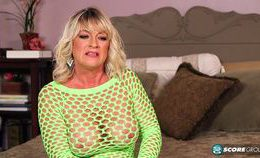 Bitch Granny Rammed Hard By A Big Cock