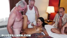BLUE PILL MEN – Three Old Men And A Latin Lady Named Nikki Kay