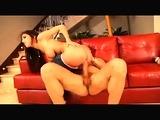 Busty Hardcore Latina Cumshot Whores