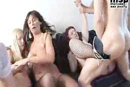 Dude Fucks Bunch Of Desperate Housewives