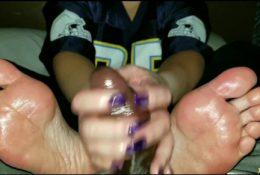 FootWorship Oil FootJob&HandJob Mix