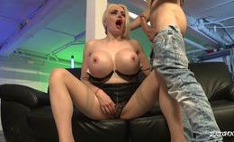 French Hottie Double Pussy Penetration