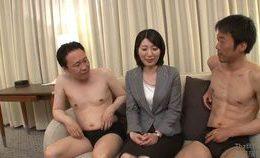 Gangbang Of A Ordinary Japanese Housewife
