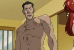 Hentai – La miss a une poitrine généreuse
