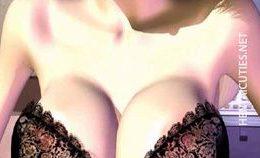 Hot 3d Hentai Slut Gets Tits Fucked