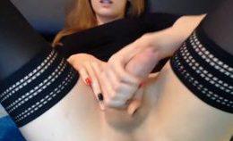 Hottest Tranny On Webcam At Tranny Tube Tv