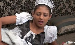 Indian Maid Anais Gets Fucked