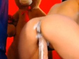 Indian Teen Extreme Dildo Creampie Squirting On Webcam
