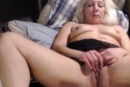 Leonie 48 inspired by masturbation videos