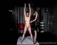 Lesbian Whipping Of Slave Isabel Dean In Painful Femdom Spanking And Hardcore Lezdom Bondage Of Amateur Bdsm Submissive In Restraints And Domination