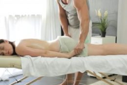 Massage rooms cum in mouth first time Big hooter Russian